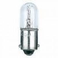 LAMP BAJONET BA9S   12V 100MA 1,2W