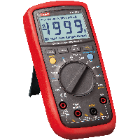 COMPACTE TRUE-RMS MULTIMETER MET TEMPERATUURMETING