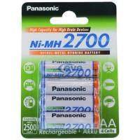 NIMH 1.2V AA-CEL 2700MA 14.5X50MM PER 4 STUKS