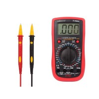 DIGITALE MULTIMETER - CAT. III 600 V / CAT IV 300 V - 1999 COUNTS