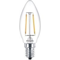LED LAMP 230V 2700K 2.5W E14 KAARS HELDER 250LM