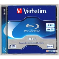 BLU-RAY BD-R 25GB RECORDABLE 6X