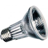 LAMP HALOGEEN 230V 50W E27 63MM 25GRD