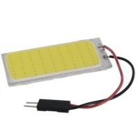 LED COB WIT 12V/3,0W 36 LEDS 50X20MM
