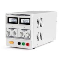 LABORATORIUMVOEDING 0-30V / 0-3A DUBBELE LCD DISPLAY