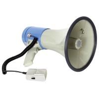 MEGAFOON 25W MET SD-KAART SLOT EN USB