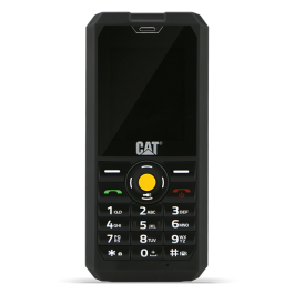 B25 GSM FEATURE PHONE 2.0'' TFT IP67 STOF EN WATERBESTENDIG