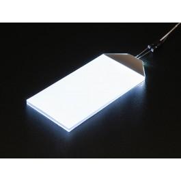 LED BACKLIGHT WIT 45X86MM