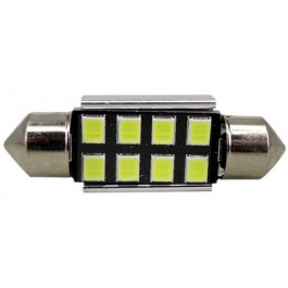 LED LAMP C5W 12V 3W 220LM 6000K 39MM CANBUS