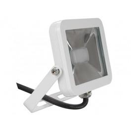 BOUWLAMP LED 10W 630LM 3000K IP65 230V WIT