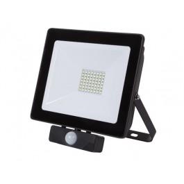 BOUWLAMP LED 50W 3500LM 4000K IP65 230VAC MET PIR