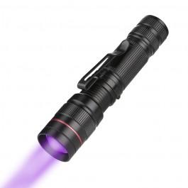 LED ZAKLAMP UV 5W 600LM 1XAA