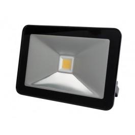 BOUWLAMP LED 50W 3750LM 3000K IP65 230V ZWART