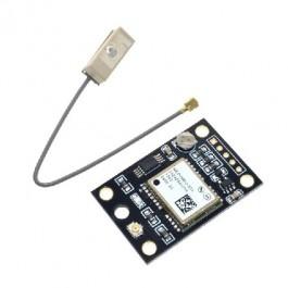 NEO-6M GPS MODULE NEO6MV2 MET FLIGHT CONTROL EEPROM MWC APM2.5 GROTE ANTENNE VOOR ARDUINO