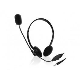 CHAT HEADSET MET MICROFOON VOOR SMARTPHONE/TABLET/PC