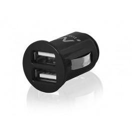 UNIVERSELE MINI 5V/2.4A USB SIGARETTE PLUG 12VDC