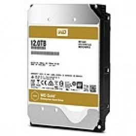 HARDDSIK GOLD 12TB (10000GB) 256MB CACHE 7200RPM SATA 6GBIT/S (24X7X365)
