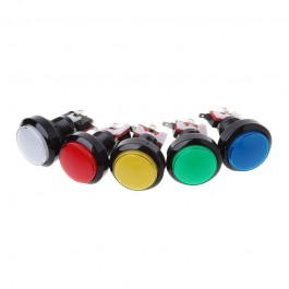 MOMENT 1 X MAAK 46MM ROOD (ARCADE SWITCH)