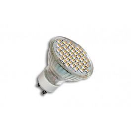LED LAMP 230V 2900K 2.6W GU10 GEEL