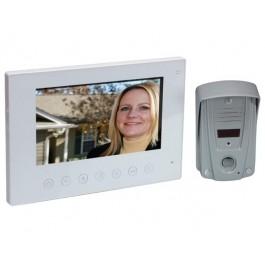 VIDEOINTERCOMSYSTEEM MET LCD-KLEURENSCHERM