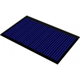 SOLAR MODULE/ZONNECEL 1.65V 620MA 1023MW 60X100MM IP65