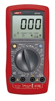 AUTOMOTIVE MULTIMETER MET TEMPERATUURMETING