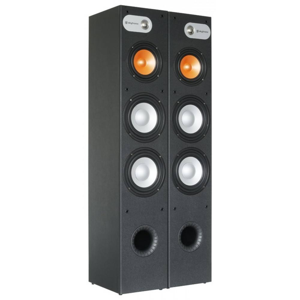 TOWER-SPEAKERS 3-WEG 500W PER SET