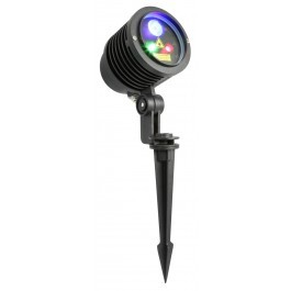 OUTDOOR LASER EN 3W RGB LED MET AFSTANDBDIENING