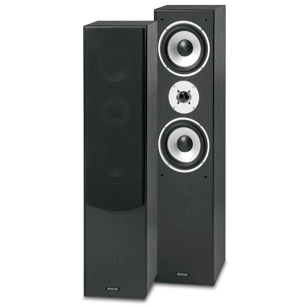 TOWER-SPEAKERS 3-WEG 350W PER SET