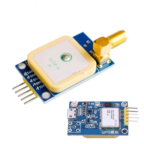 NEO-7M GPS SATELLIET POSITIONERING MODULE VOOR ARDUINO STM32C51