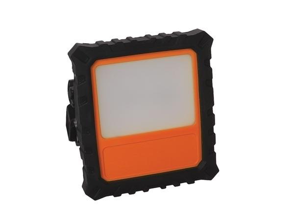 HERLAADBARE LED-WERKLAMP 20W 1400LM MET DIMFUNCTIE