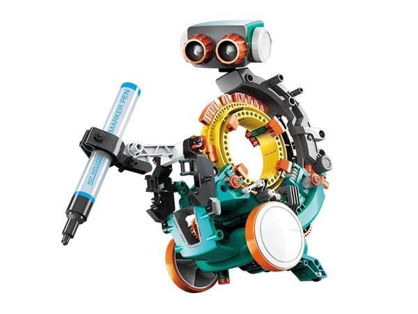5-IN-1 INSTELBARE ROBOT