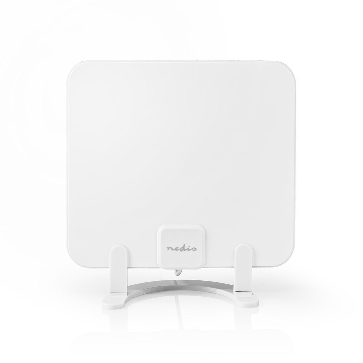 DVB-T/T2 BINNEN ANTENNE 30DB DAB+/FM VHF/UHF