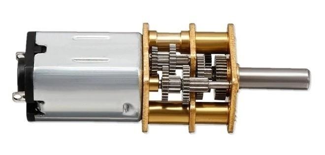 MOTOR 6VDC 60RPM