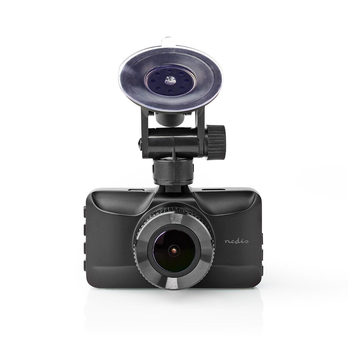 DASHCAM HD 12MP 1080P + 3,0'' LCD