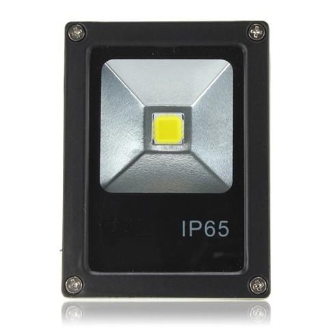 BOUWLAMP LED 20W 2700LM GROEN IP65 230V ZWART