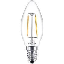 LED FILAMENT LAMP 230V 2700K 1.3W E14 KAARS HELDER