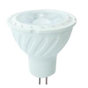 LED LAMP GU5.3/MR16 12V 4000K 6.5W 450LM NIET DIMBAAR
