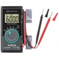 DIGITALE MULTIMETER TRUE RMS ROBUUSTE POCKET UITVOERING
