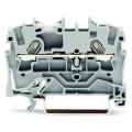 AANSLUITKLEM GRIJS 4.2MM VOOR 35MM DINRAIL MAX. 2.5MM2 KLEMAANSLUITING