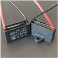 AANLOOPCONDENSATOR 1.8UF/450V~ BLOK MET DRAAD AANSLUITING